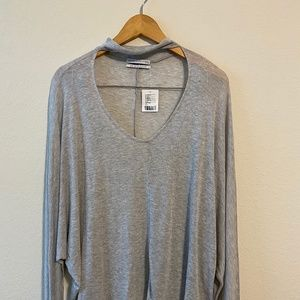 BNWT Urban Outfitter Grey Top